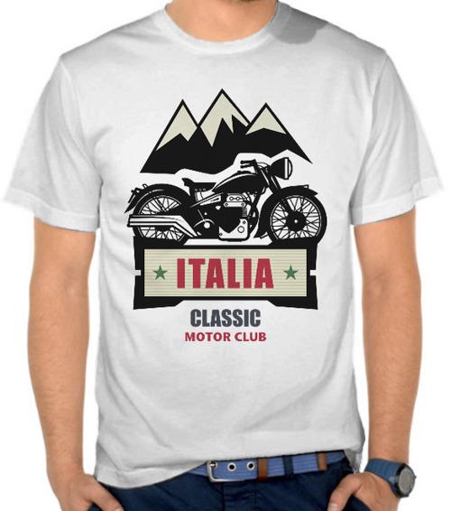 Kaos Italia Classic Motor Club
