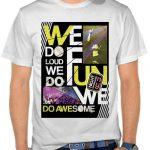 Kaos We Fun We Awesome