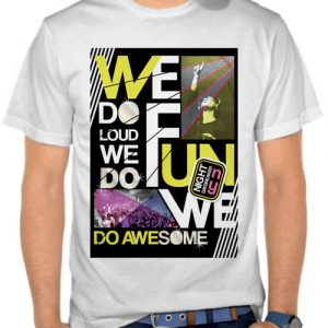 Kaos We Fun We Awesome